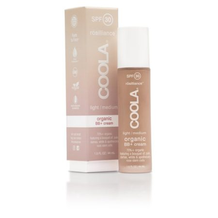 Coola spf 30 Rostro color Light Medium
