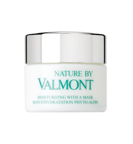 Moisturizing-with-a-Mask-Valmont