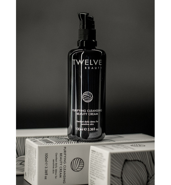 Twelve Beauty Purifyng Cleansing Beauty Cream