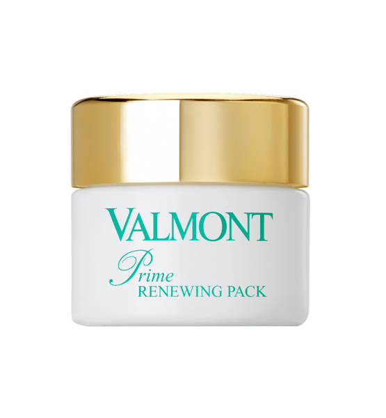 Renewing Pack de Valmont una mascarilla espectacular anti-edad y anti-estres
