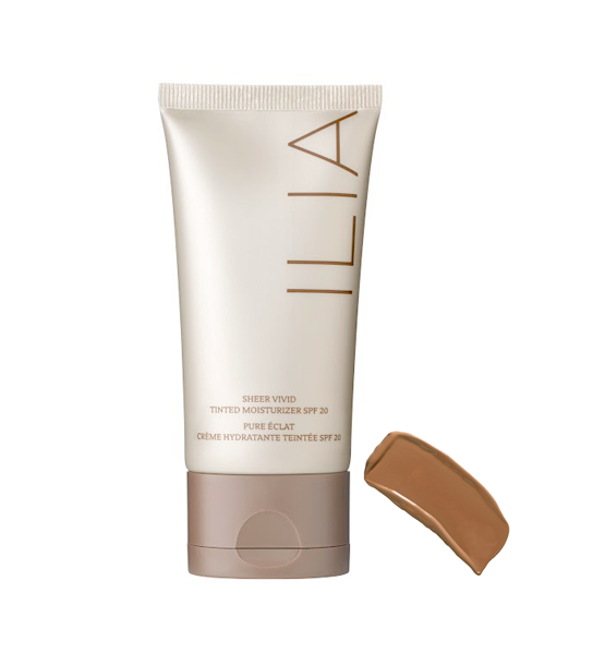 Hidratante color SPF 20 T6 Muriwai - ILia beauty