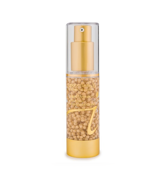 Base Maquillaje Liquid Minerals Amber - Jane Iredale