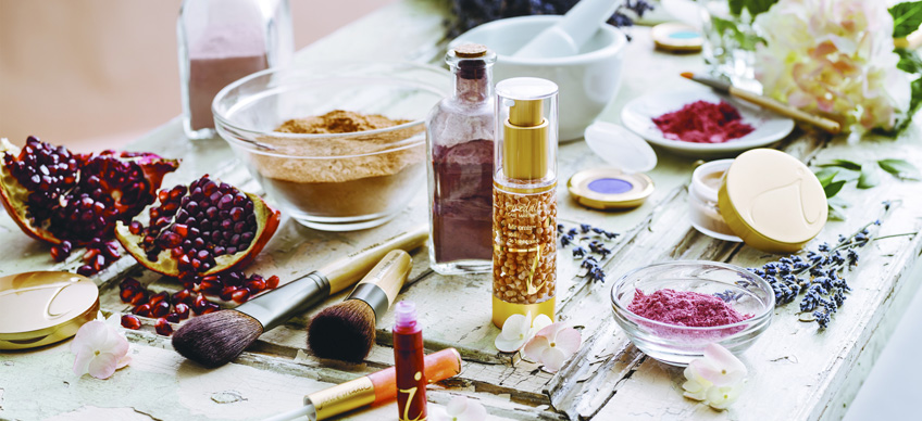 Jane Iredale maquillaje mineral