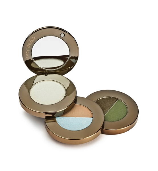 Sombra ojos Kit 3 Gobrown - Jane Iredale