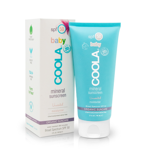 Coola - Mineral Baby Organic SPF 50