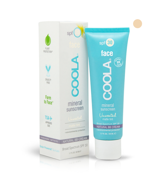Coola mineral face spf 30