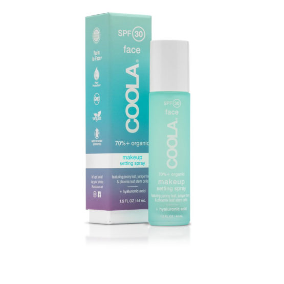 Coola spray Makeup SPF30