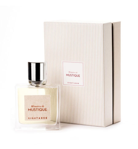 Mémoires de Mustique, un perfume exclusivo de Eight and Bob
