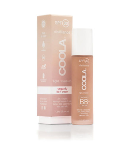 Coola spf 30 Rostro color medium