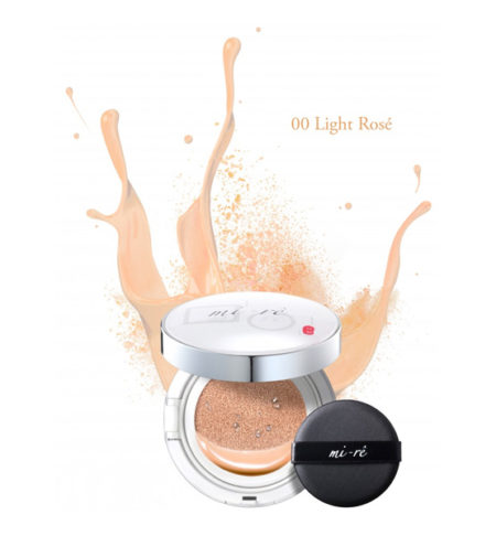 Maquillaje Mi-Rê Bibi Nova  - Disponible en 5 colores spf 50