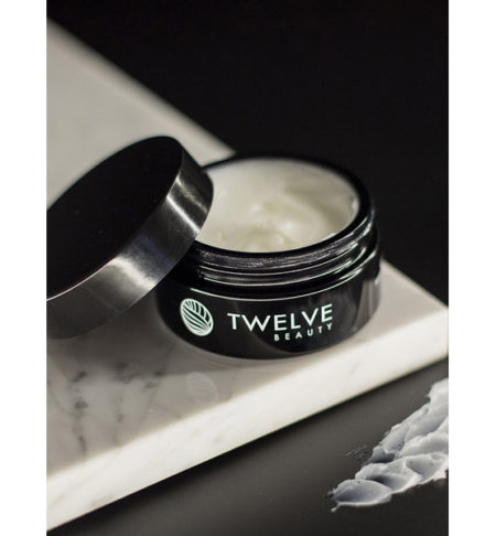 Twelve Beauty Clementine cleansing balm