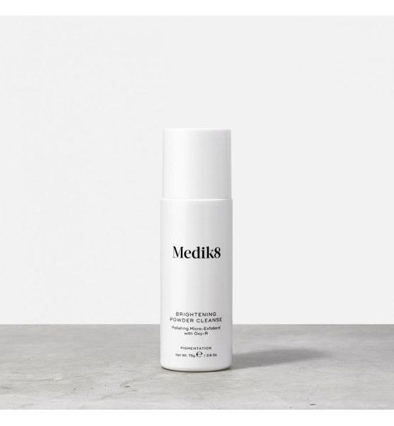 Medik8 Brightening powder cleanse exoliante