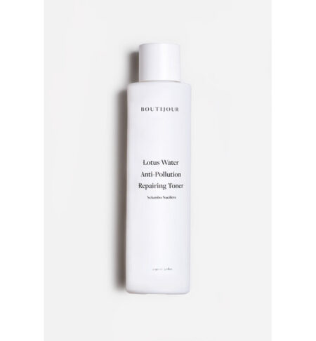 Boutijour Lotus Water Anti-Pollution Repairing Toner
