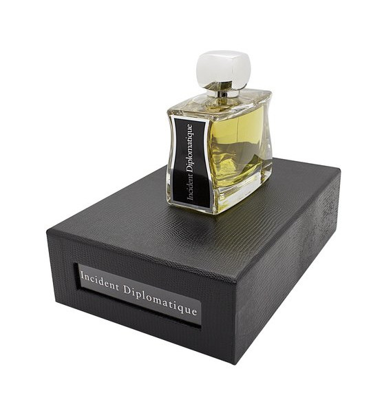Jovoy Incident Diplomatique perfumes nicho